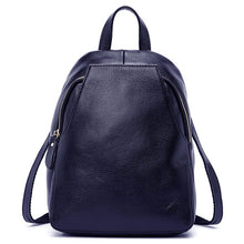 Load image into Gallery viewer, Winter New Arrival Women Backpack 100% Genuine Leather Ladies Travel Bags Preppy Style Schoolbags For Girls High Quality-Nikkis Beauty Emporium