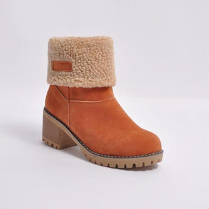 Winter Ankle Boots-nbemporium.com