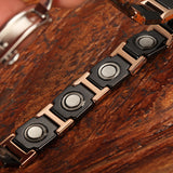 Magnetic Health & Wellness Bracelet Wristband or Set