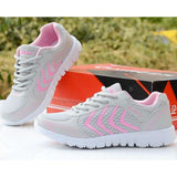 Light Weight breathable Mesh Casual Sneakers