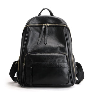 Vintage Style Backpack Purse-nbemporium.com