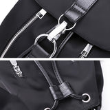 Cool Style Zipper Lock Backpack