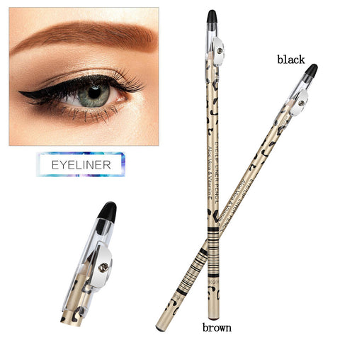 Eyeliner Plus Sharpener Combo-nbemporium.com