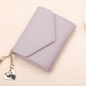 Small front Snap Tassel Wallet-nbemporium.com