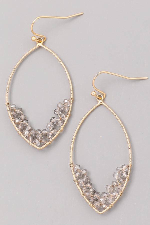 Dazzle Drop Earrings