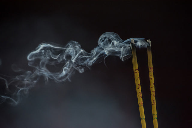 Magickal Properties of Incense