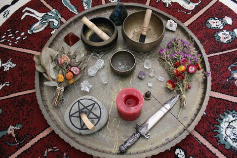 Ritual Tool Crafts: Make Your Own Ritual Tools