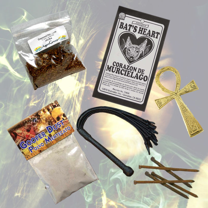 Ritual Kits, Tools & Spell Supplies