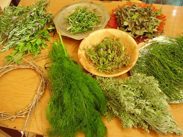 Specialty Blended Herbs