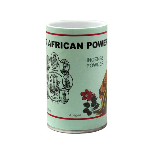 7 Sisters Incense Powder - 7 African Powers