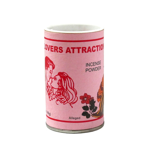 7 Sisters Incense Powder - Lovers Attraction