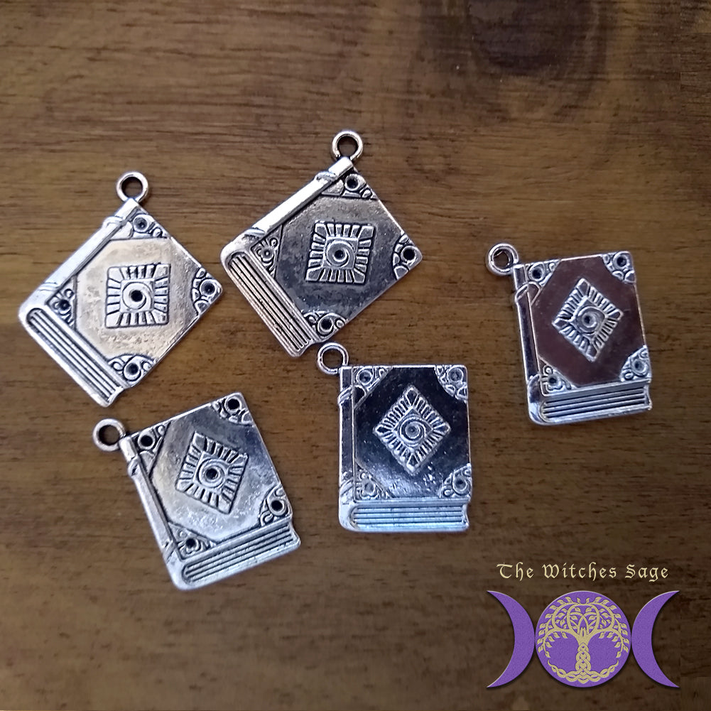 Book of Shadows Charm