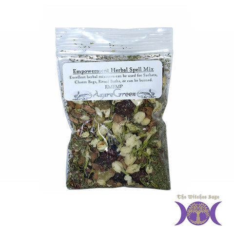 Empowerment Herbal Spell Mix
