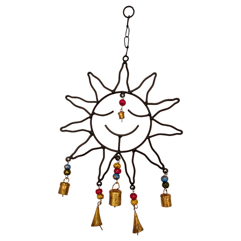 Happy Sun Windchime