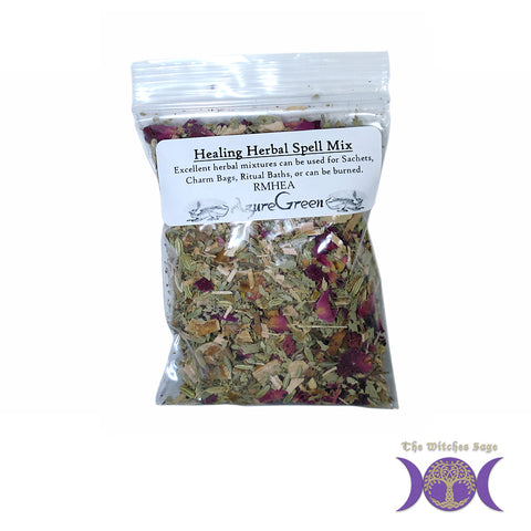 Healing Herbal Spell Mix