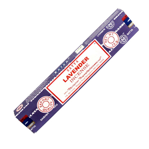 Satya Lavender incense sticks 15 gm