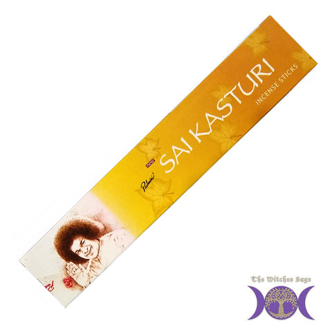 Padmini Sai Kasturi Incense Sticks 15 gr