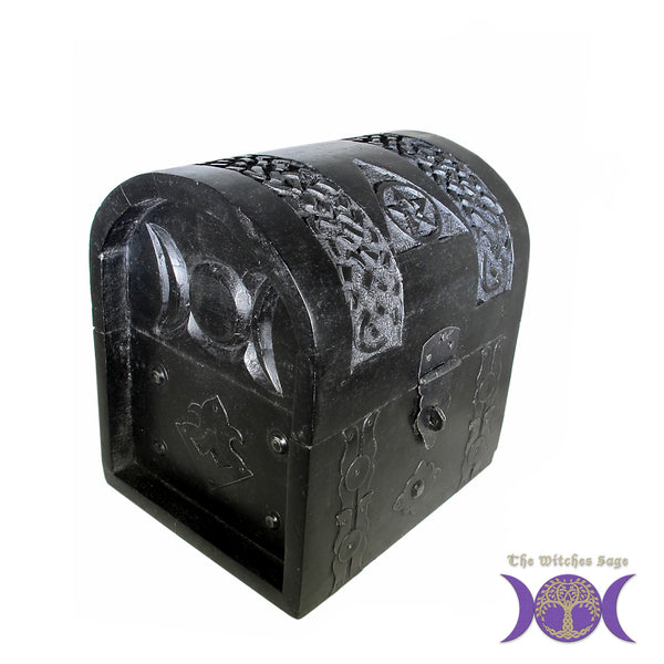 Black Pentagram Chest
