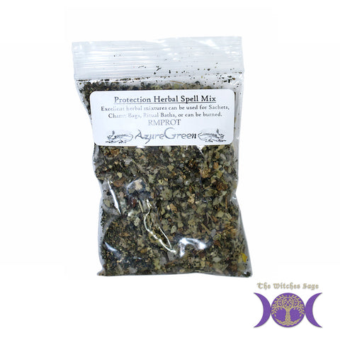 Protection Herbal Spell Mix