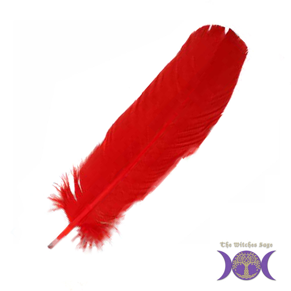 Red Feather 12""
