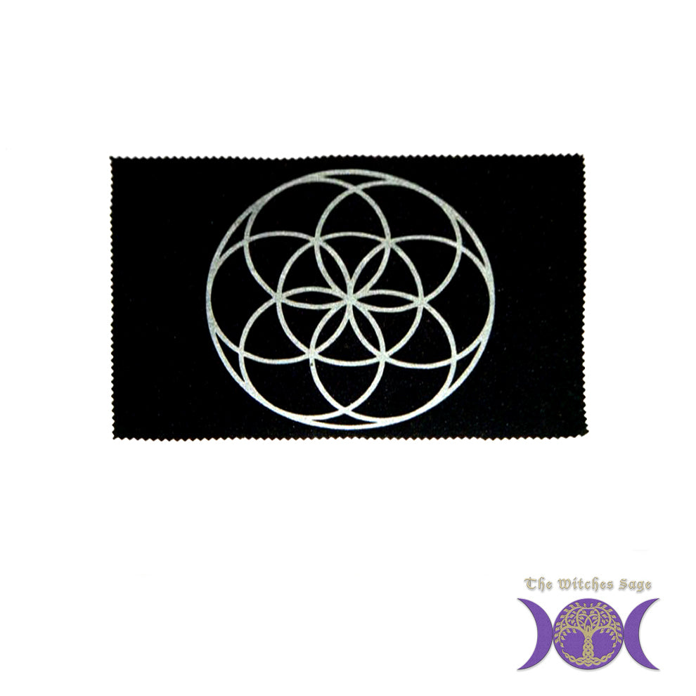 Sacred Geometry Mat: Seed of Life