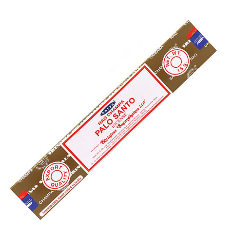 Satya Palo Santo Nag Champa Incense Sticks 15 gr