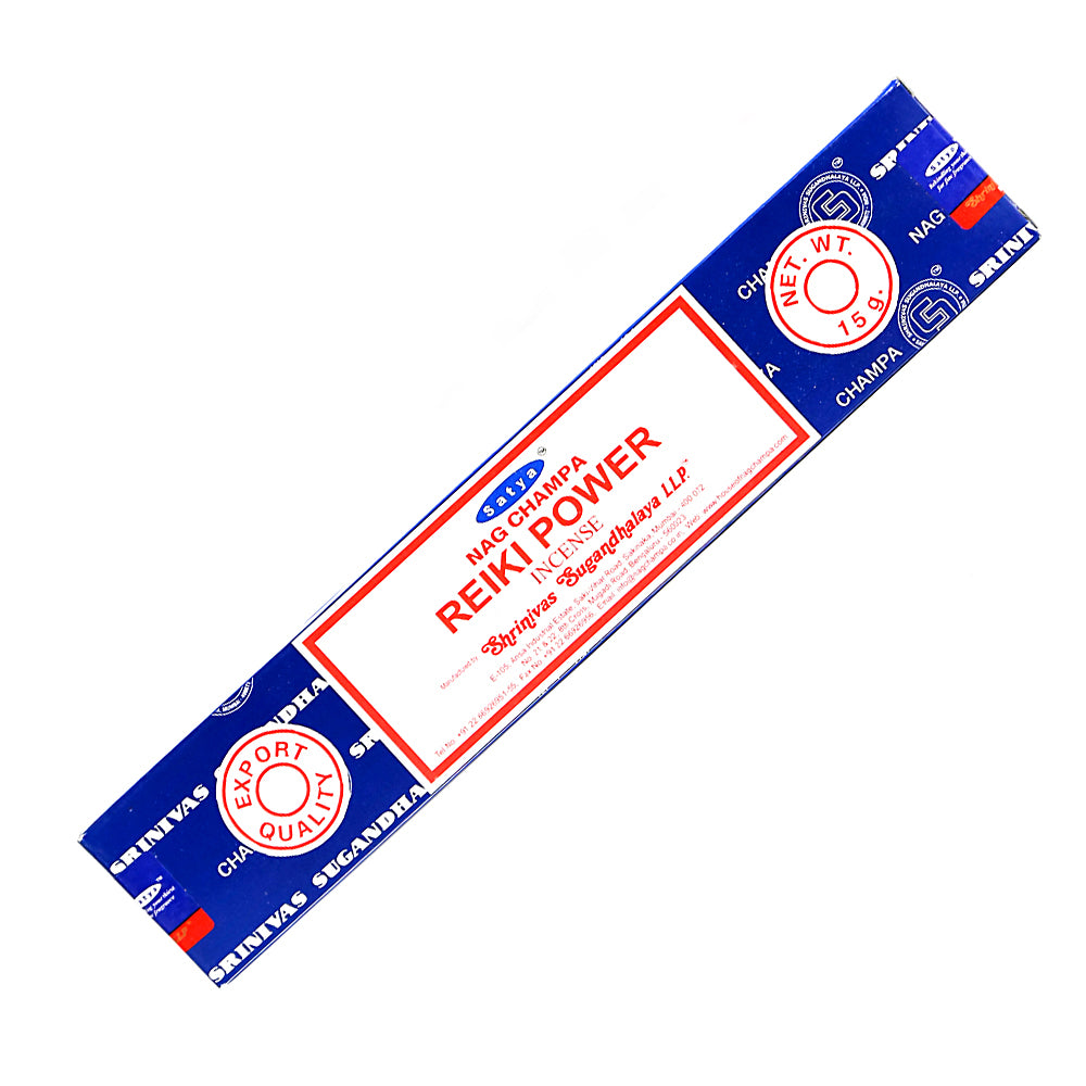Satya Reiki Power Incense Sticks 15 gr