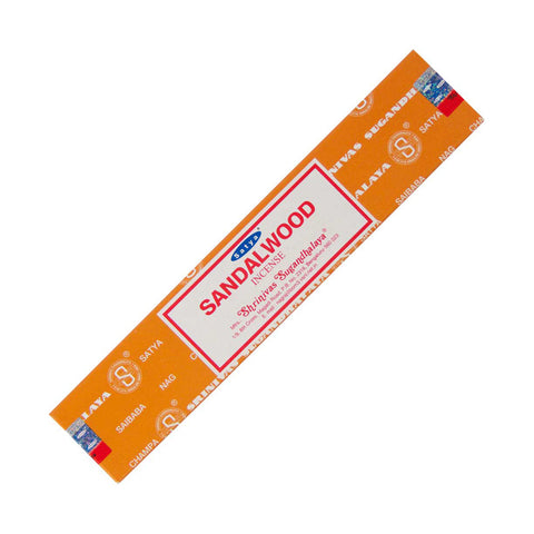 Satya Sandalwood Incense stick 15 gr