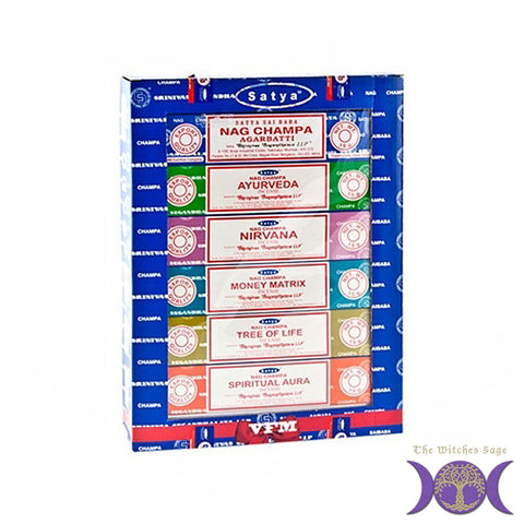Satya 12-in-1 Sacred Series Gift Pack