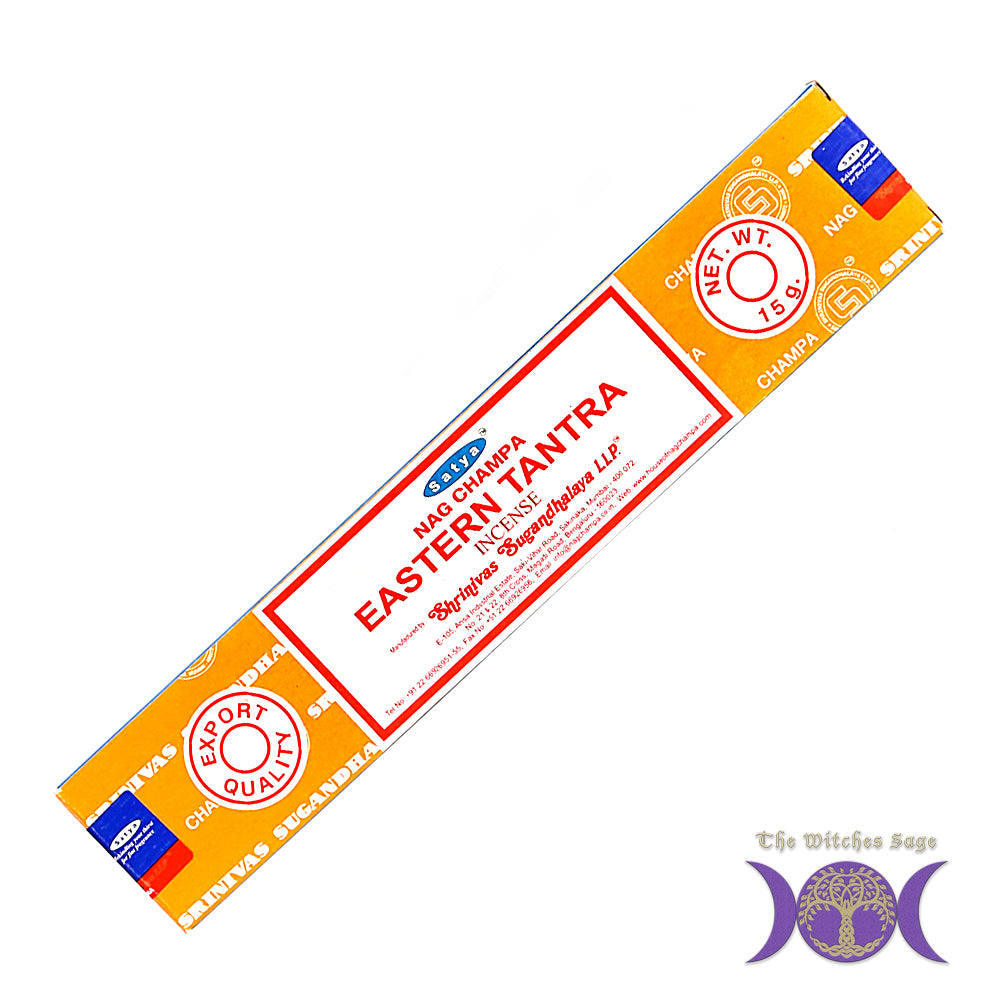 Satya Eastern Tantra Incense Sticks 15 gr