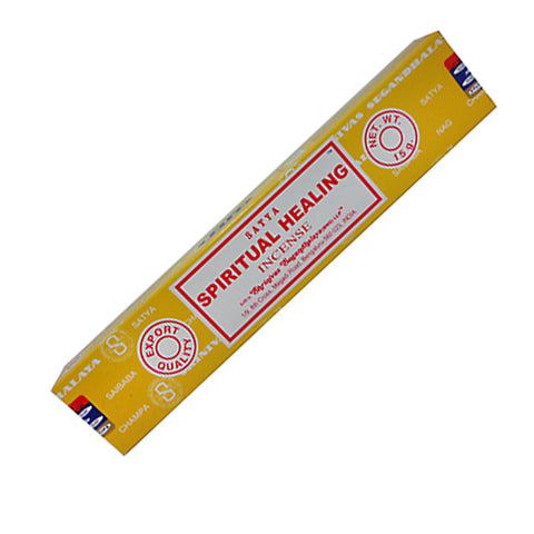Satya Spiritual Healing incense stick 15 gm