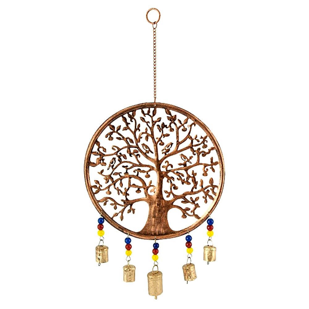 Tree of Life Chime w/Bells and Beads