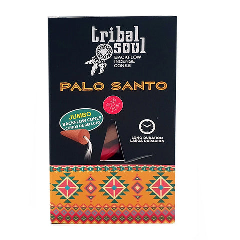Tribal Soul Palo Santo Backflow Cones