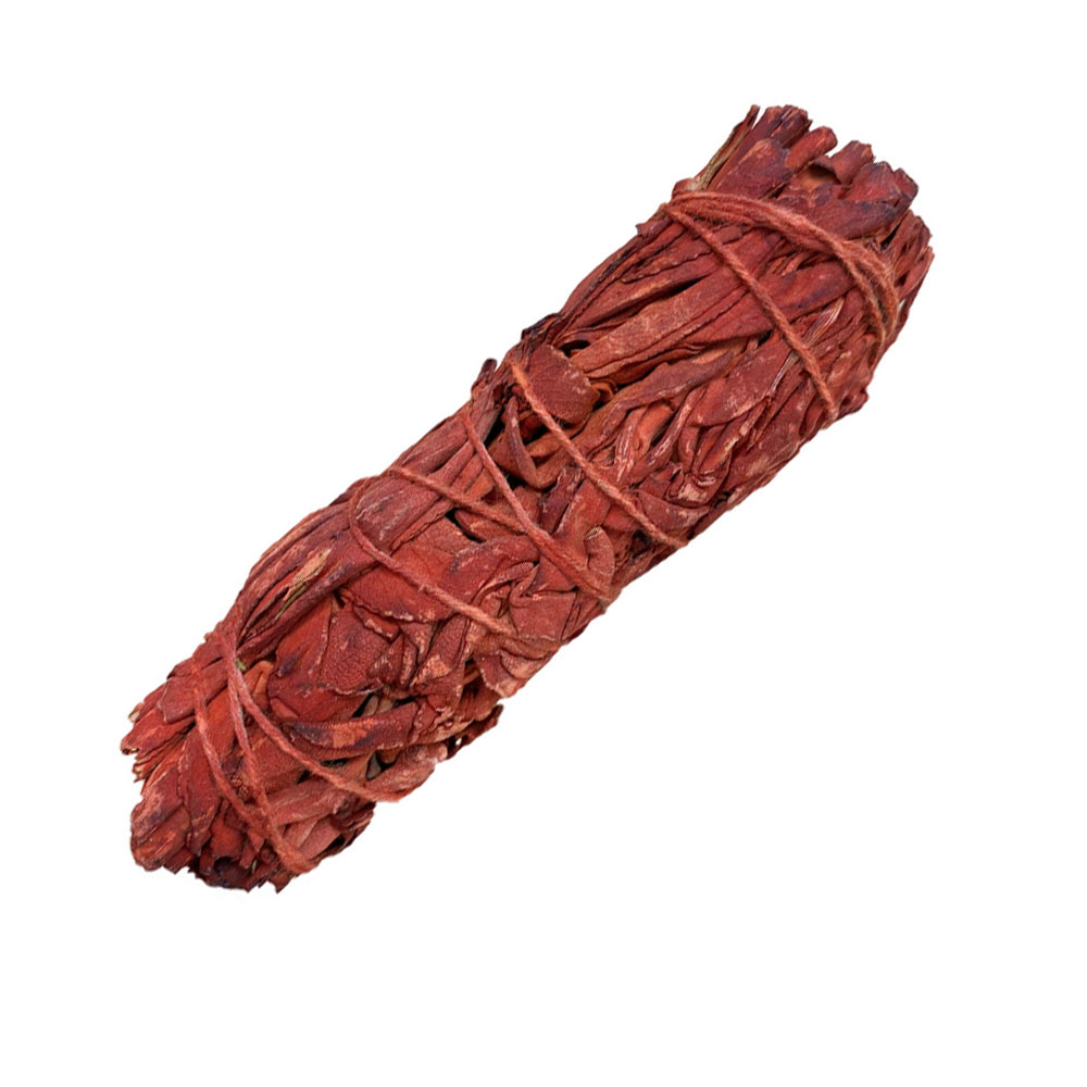 Dragon's Blood & White Sage Smudge Stick