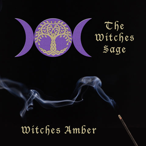 Witches Amber Incense Sticks