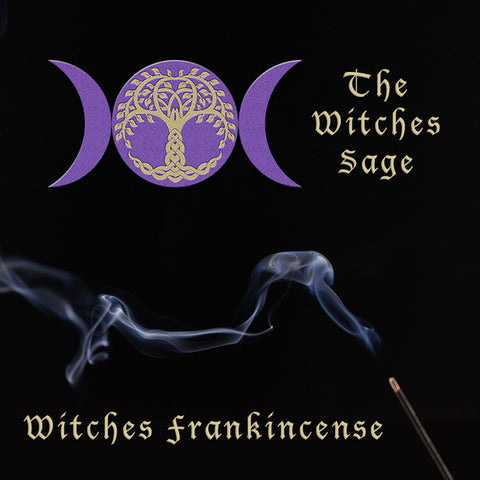 Witches Frankincense Incense Sticks