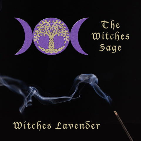 Witches Lavender Incense Sticks