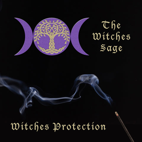 Witches Protection Incense Sticks
