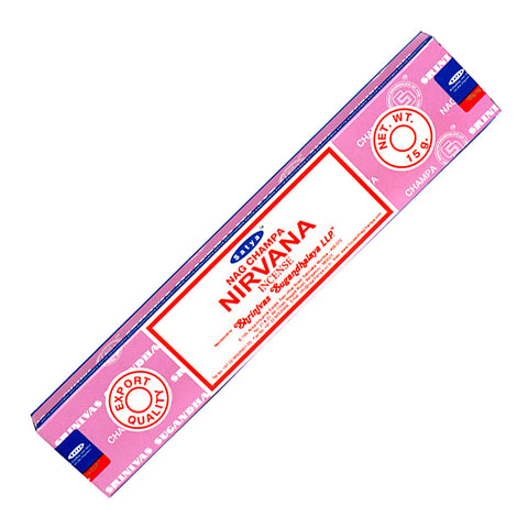 Satya Nirvana incense stick 15 gm
