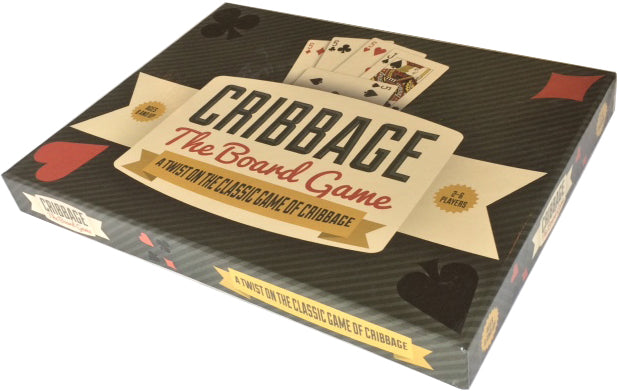 (1) CLASSIC EDITION - Cribbage The Board Game