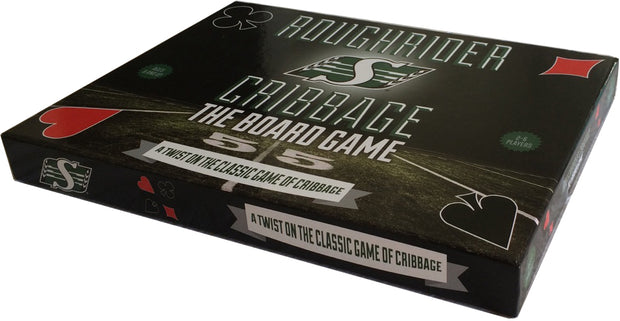 (2) ROUGHRIDER EDITION - Cribbage The Board Game
