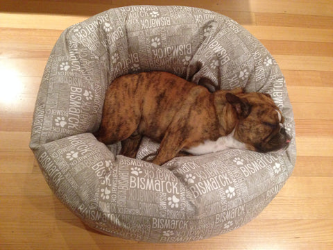 Personalised Dog Beanbag