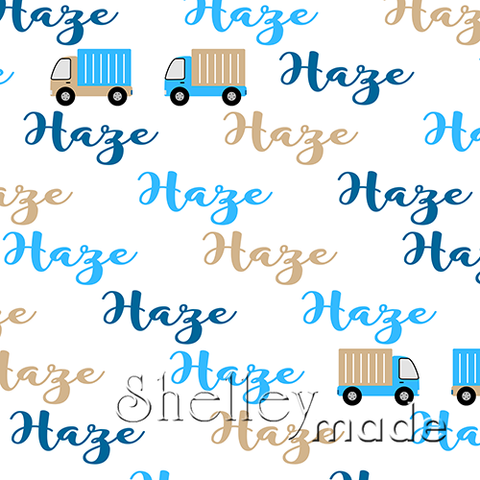 Brush Image - Truck