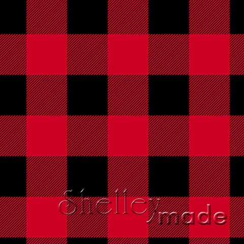 Coordinate - Buffalo Check Plaid