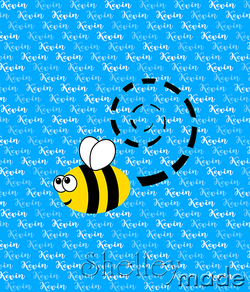 Brush Panel - Bee