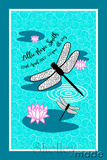 Special Edition Panel - Pond Dragonfly