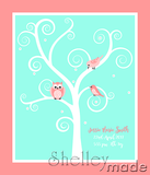 Special Edition Panel - Tree Owl
