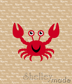 Brush Panel - Crab