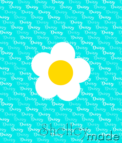Brush Panel - Daisy