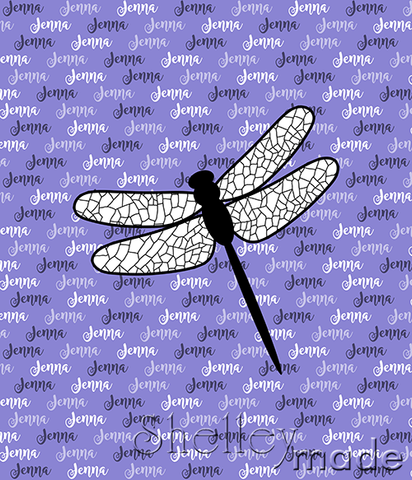 Brush Panel - Dragonfly